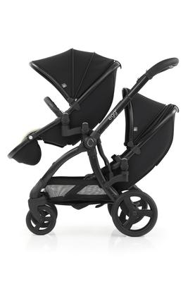 Egg® - egg2® Özel Seri İkiz Bebek Arabası - Just Black