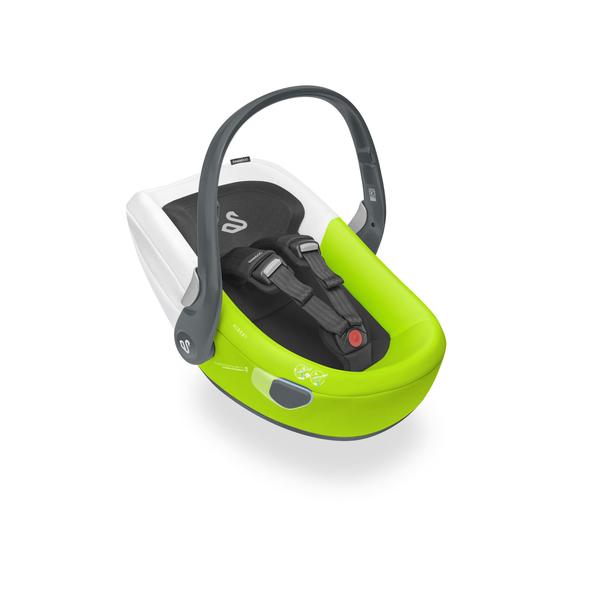 Swandoo Albert I-Size - Yeşil & Beyaz