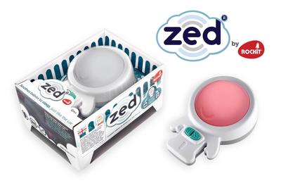 Rockit - Zed® by Rockit® - Tüm beşiklerle uyumlu uyku yardımcınız!